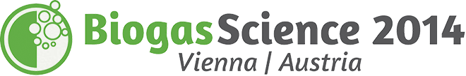 Biogas Science 2014 Logo