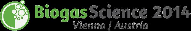 Biogas Science 2014 Logo